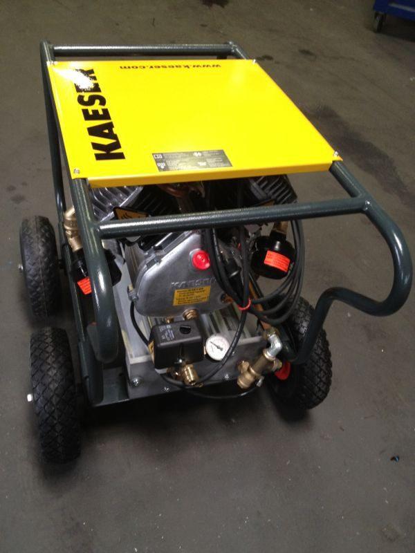 Kaiser compressor 475