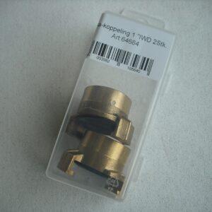 "GEKA-koppeling 1/2"" ID (2st./blister)"
